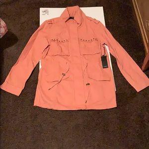 Jackets & Blazers - (Women's) utility jacket size L